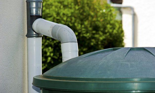 Devis récupération eau de pluie